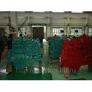 Посещение завод по производству ДВС фото
