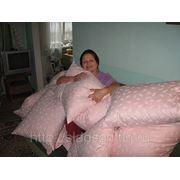 Почистить подушки с заменой наперника фото