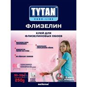 Обойный клей Титан Флизелин - 250гр. фото