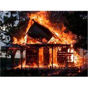 Оценка ущерба после пожара фото