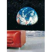 Земля и Луна фото