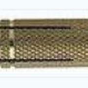 Дюбель латунный распорный под шпильку Дюбели распорные металлические фото