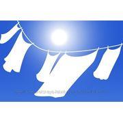 Стирка белья организациям 437-30-70 фото