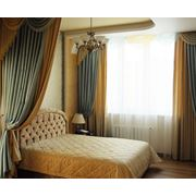 Пошив штор (для кухни, спальни, гостиной и др.)