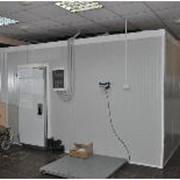 Проектирование и монтаж холодильных камер для хранения мясной продукции фото