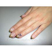 Укрепление ногтей гелем в Барнауле фото