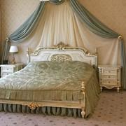 Спальня фабрики ASNAGHI модель Chartreuse фото