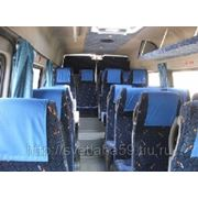 Чехлы для сидений автобусов