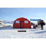 Палатка для ГАЗПРОМ фото