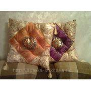 Декоративная подушка в Восточном стиле фото