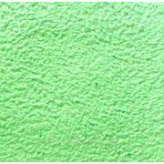 Натуральные хлопковые обои 302 Зеленый фото
