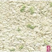 Жидкие обои Silkcoat Prestige 581 Светлый с зелеными нитями фото