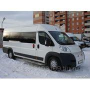 Пассажирские перевозки на микроавтобусе класса Люкс (18 мест) фото