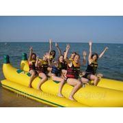 Групповой отдых и развлечения на черном море Сочи Вардане фото