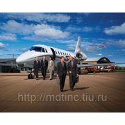Организация индивидуальных чартерных рейсов и услуг авиа-такси фото