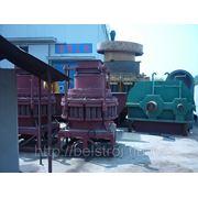 Посещение заводов по производству дробильного оборудования фото