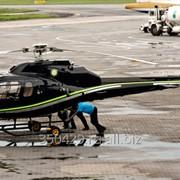 Аренда вертолета Eurocopter AS355 в Севастополе фото