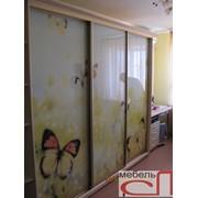 Мебель для детских комнат. Шкафы-купе. фото