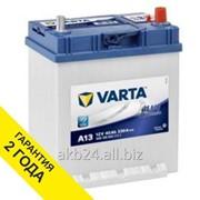 Аккумулятор Varta 40Ah с доставкой и установкой фото