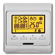 Терморегулятор программируемый для теплого пола фото