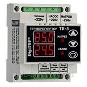 Терморегулятор ТК-5 фото