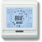 Терморегулятор для теплого пола Priotherm PR-111 (программируемый, сенсорный), Швеция фото