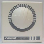Терморегулятор CEWAL RQ10 (16А) (Италия) фото