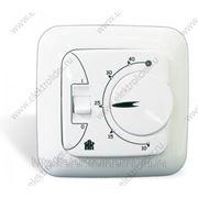 Терморегулятор RoomStat 110 белый фото