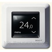 Термостат Touch 16A сенсорный программируемый, для пола, воздуха фото