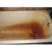 Вывоз старых ванн с последующей утилизацией. фото