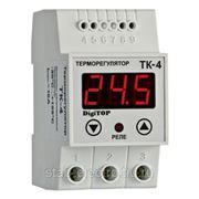 Терморегулятор ТК-4 фото