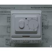 Терморегулятор с датчиками пола и воздуха фото