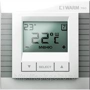 Терморегулятор IWARM 760 с ж/к дисплеем программируемый фото