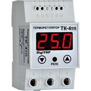 Терморегулятор ТК-4тп (Теплые полы) фото