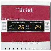 Терморегулятор Uriel UTH-90, 2 х 3.3кВт, Ю-Корея для теплого пола фото