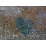 Очистка тратуарной плитки, чистит до состояния новой…… фото