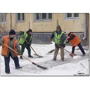 Уборка территории Казань фото