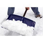 Уборка территорий. Уборка снега фото