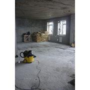 Уборка после строительных работ фото