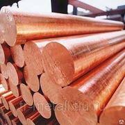 Пруток бронзовый от 5 до 400мм, БрАЖ 9-4 фото