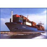 Отправка контейнерных грузов из Китая в Россию фото