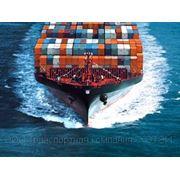 Контейнерная доставка из Китая, Кореи, Японии фото
