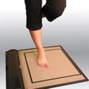 MatScan® - анализ подошвенного давления при проходе пациента по поверхности низкопрофильного мата фото