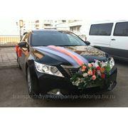 Машина на свадьбу Toyota Camry V50 фото