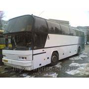 Аренда (заказ) автобусов фото