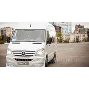 Аренда микроавтобуса Mercedes-Benz Sprinter New в Самаре! Пассажирские перевозки в Самаре! фото