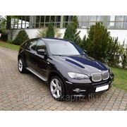Аренда прокат внедорожник BMW X6 (БМВ Х6) фото