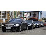 Аренда, заказ, прокат автомобиля Mercedes-Benz S W 221 long AMG фото