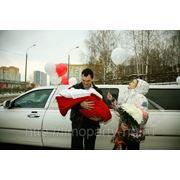 На лимузине в Роддом Нижнего Новгорода фото