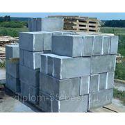Бизнес-план организации производства пенобетонных блоков на существующем предприятии фото